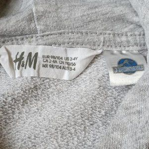 H&M Shirts & Tops - H&M Jurassic World Sweatshirt Size 2-4 Years